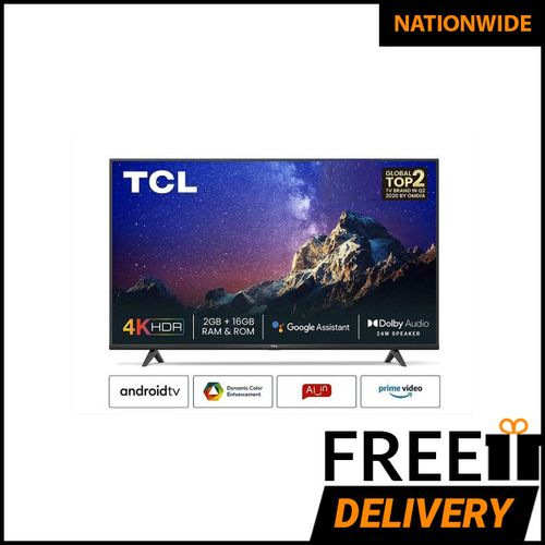 50-Inch 4k UHD Android Smart TV