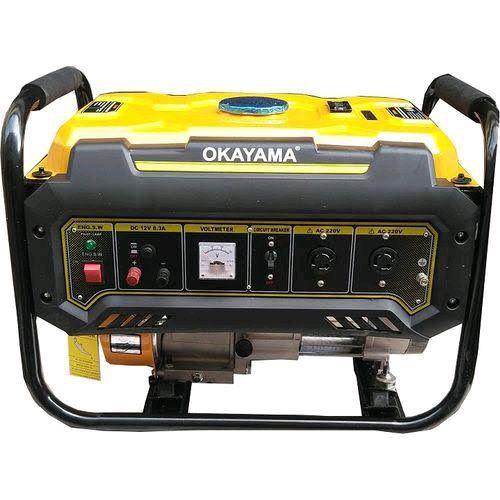 Firman 4.5kva Manual Start Generator - SPG3000 100% Copper