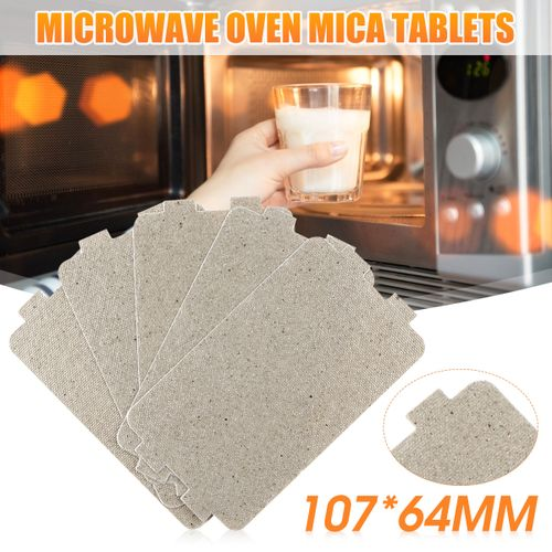 5pcs/pack Microwave Oven D Mica Tablets For Midea Magnetron