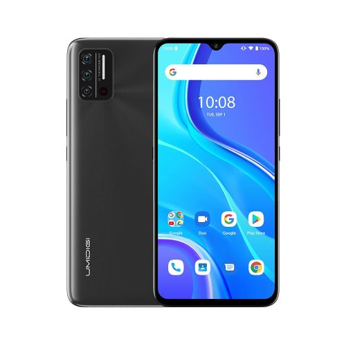 A7S, 2GB+32GB, 6.53 Inch Android 10 , 4G, OTG - Grey