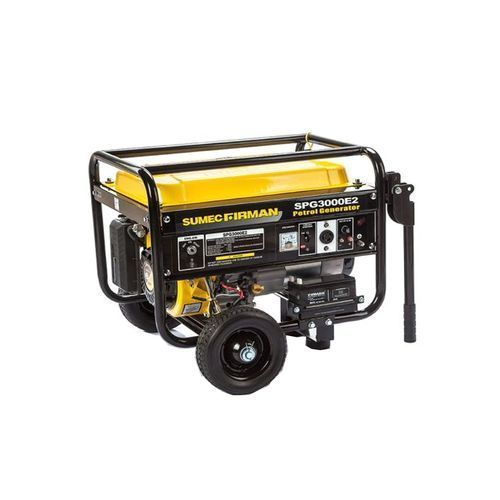 FIRMAN 4.5kva Generator With Key And Tyre 100%Cooper