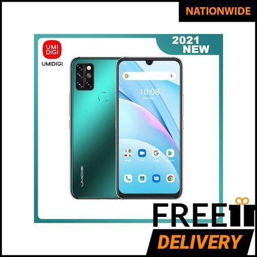 "A9 Pro 2021(8GB,128GB ROM) Infrared Temperature Sensor Android 11 (48MP+16MP+5MP+5MP)+24MP 6.3"" Smartphone-Forest Green"
