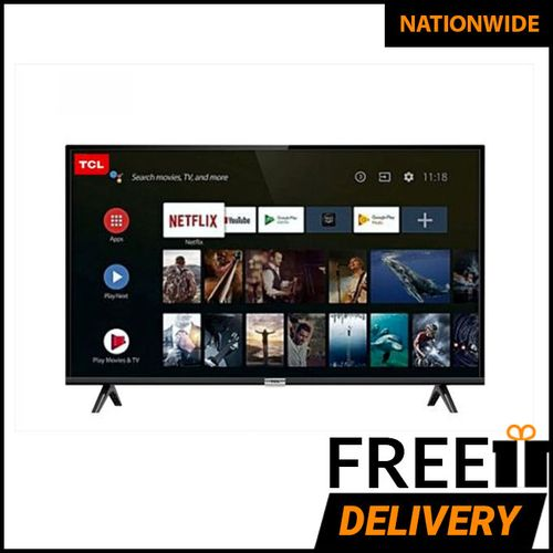 32-Inch Android Smart FHD Ultraslim TV + 12 Months Warranty