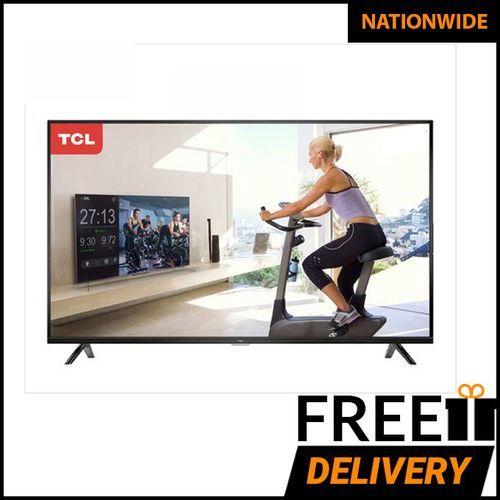 32-Inch HD Digital Flat TV + 12 Months Warranty + Free Hanger
