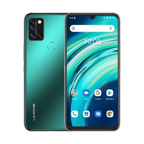 A9 Pro, 8GB+128GB, 6.3 Inch Android 11, Network: 4G - Green