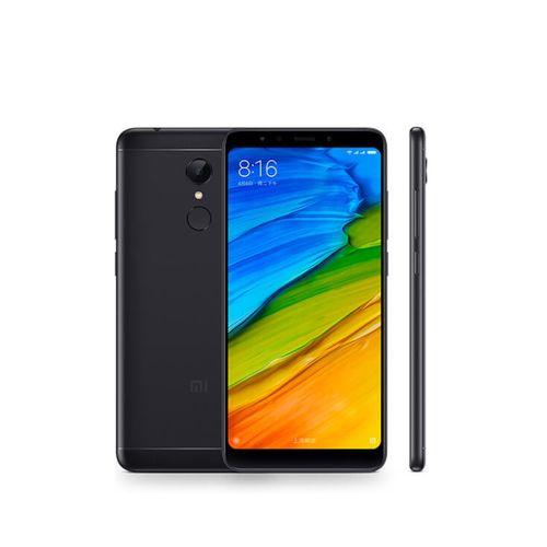 Redmi 5 (3GB+32GB ROM) 5.7 Inch 12MP Dual SIM Black