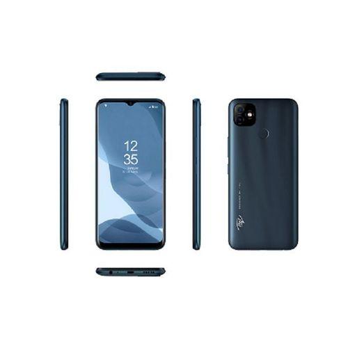 "P36(W6501) 6.5"" HD+ - 1GB RAM + 16GB ROM-Android 9 Pie- 5000mAh -8MP + 8MP -Fingerprint + Face ID-DEEP BLUE"