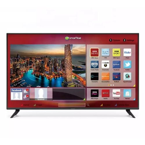 """40""""INCHES SMART FULL HD LED TV WITH 1 YEAR WARRANTY"""