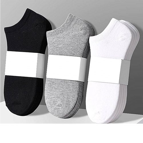Six Pairs-in-1 Quality Ankle Socks
