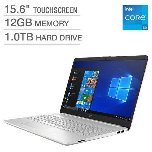 15 Intel Core I5 11th Gen Touchscreen/Backlit Keyboard Intel Iris Xe 12GB RAM 1TB HDD Windows 10