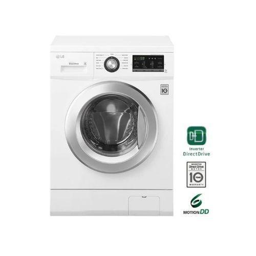 6.5Kg Smart Inverter Front Loader Automatic Washing Machine