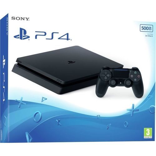 Sony PS4 Slim 500GB Console - Black | Jumia Nigeria
