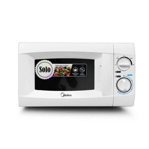Elegant 20L Solo Microwave Oven - White