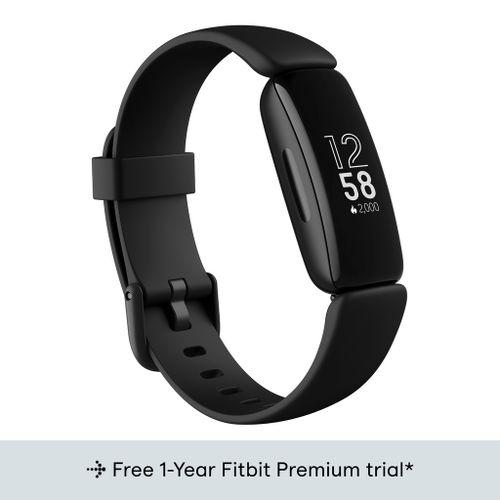 Inspire 2 - Health & Fitness Tracker - Black