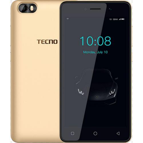 "F1-5"" Big Screen -8gb Rom + 1gb Ram - 5mp + 2mp Camera - Android 8.1 Oreo -2000mah Battery - Champagne Gold"