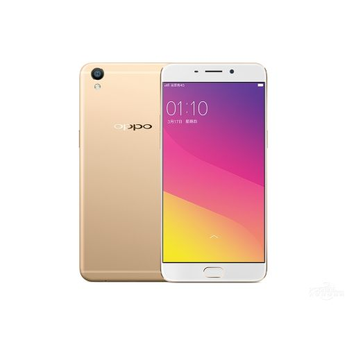 "R9, 4 + 64G, 5.5"" - Golden, Android 5.1, Dual Sim Smartphones"