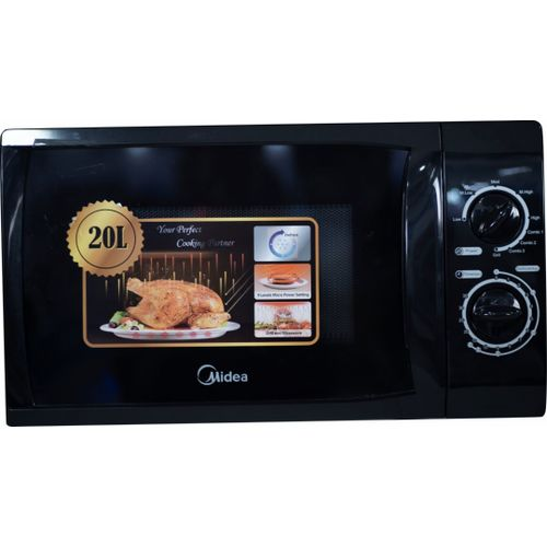20L SOLO MICROWAVE OVEN WITH GRILL (MG720CFB)