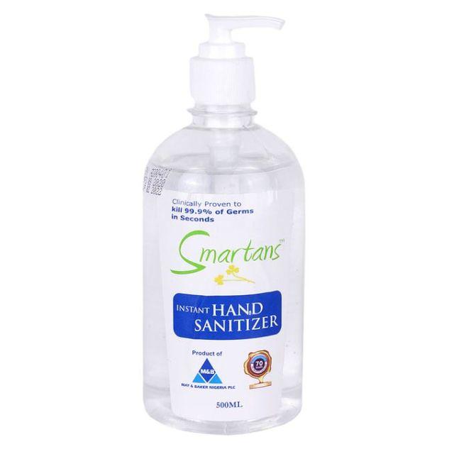 Smartans Hand Sanitizers 500ml | Jumia Nigeria