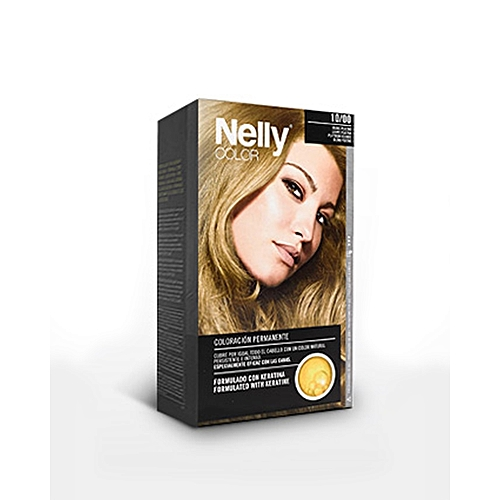 nelly& natural color hair dye