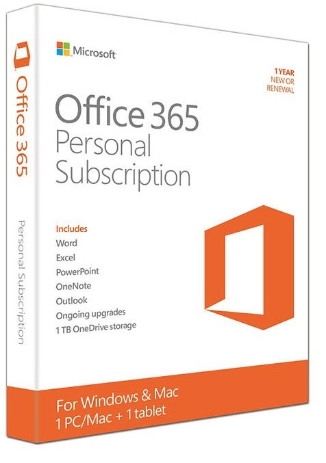 Microsoft Office 365 Personal 1 Year Price In Nigeria