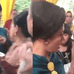 Video Viral, Heboh Emak-emak Rebutan Makanan di Kondangan, Adu Mulut hinggaNyaris Baku Pukul