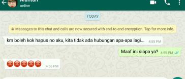 Kumpulan Chat Absurd