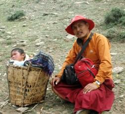 Lama Tenzin Dolpo Trek4