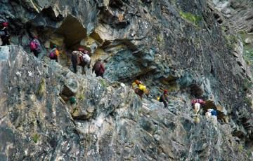 Lama Tenzin Dolpo Trek6