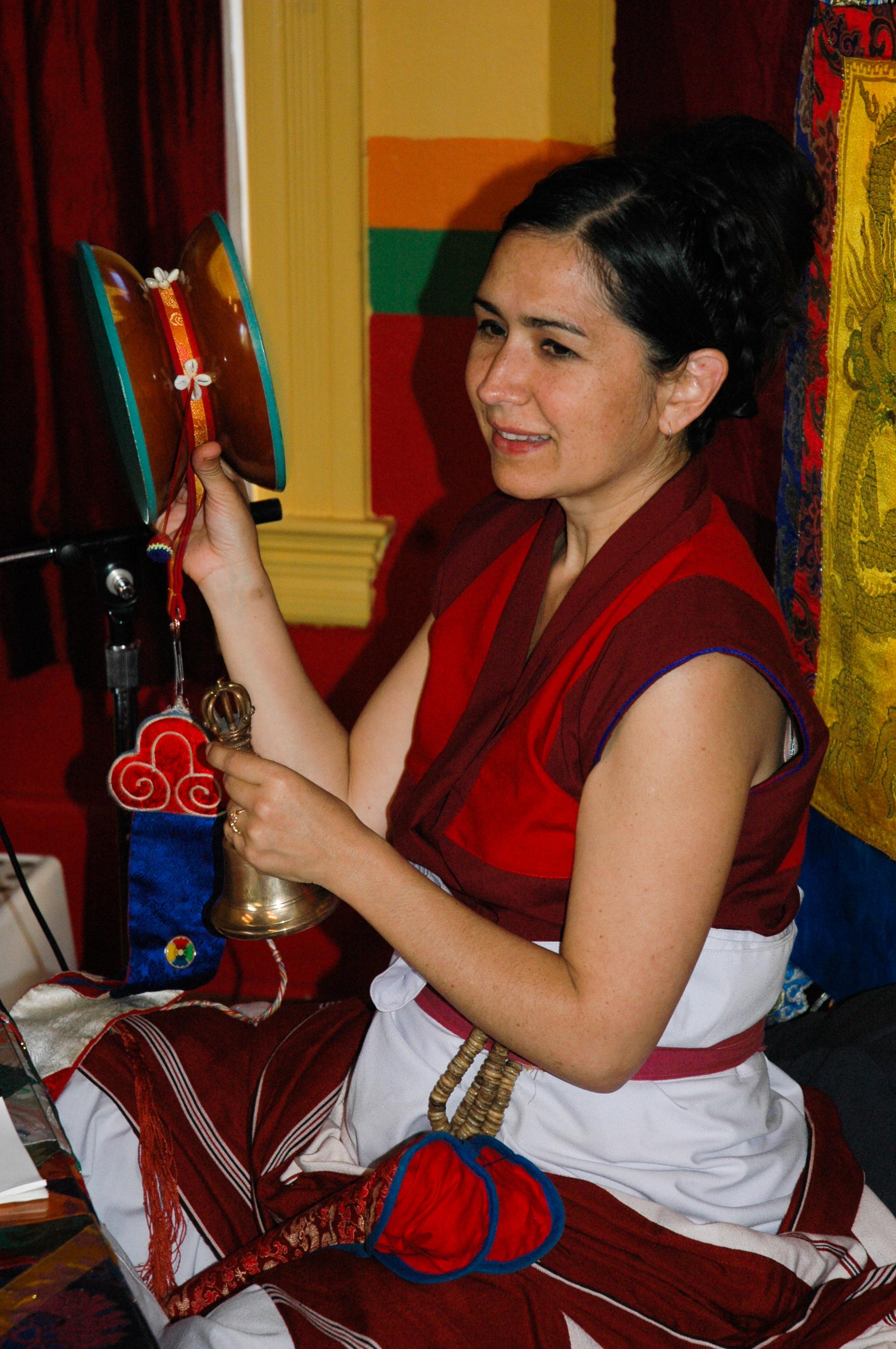 Visit PemaKhandro.org