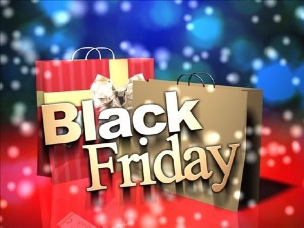 Mua Sắm Trong Dịp Black Friday