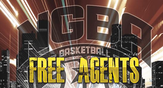 CRC-LA (Men) FREE AGENT Registration
