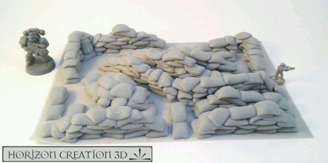 sandbag sets