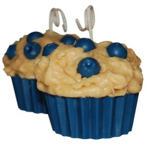 blueberry muffin candles