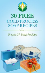 cold process soap recipes
