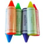 crayon soap