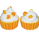 orange cream cupcake soap