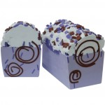 chocolate orchid soap