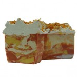 Herbal Soap Recipes: Calendula Swirl Soap Recipe