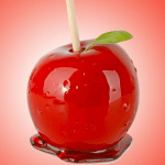 candied apple