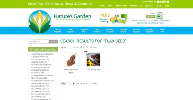 flak seed page
