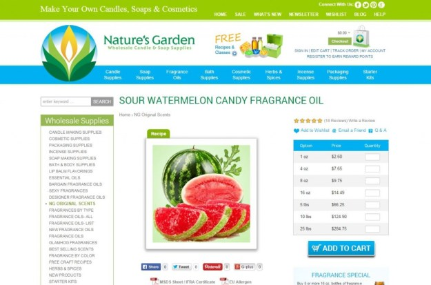 sour watermelon page