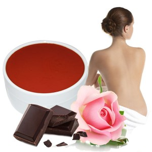 Cocoa Powder in Bath and Body Recipes: Roses and Chocolate Body Wrap Recipe
