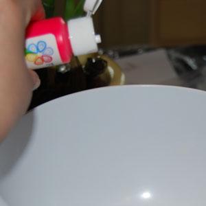 easter confetti soap