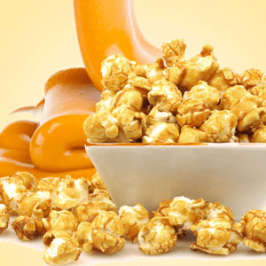 caramel popcorn scent