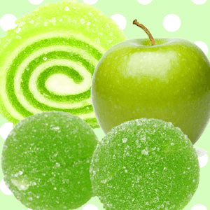 How to Make Apple Scented Candles and Cosmetics: Green Apple Candy Fragrance Oil