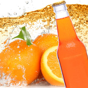 Fragrance Oils for Slime: Orange Soda Pop Fragrance Oil