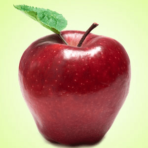red delicious apple scent