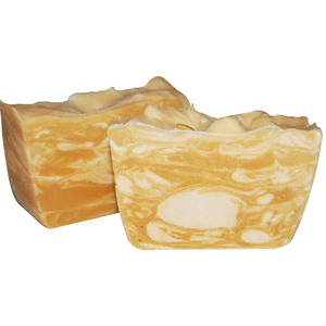 Caramel Custard Cold Process Soap