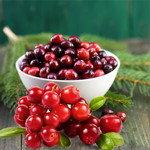 Cranberry Balsam Fragrance Oil