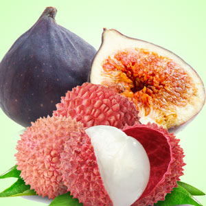 Fig Lychee Fragrance Oil
